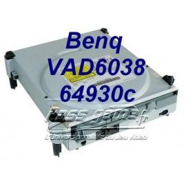 Lecteur Benq VAD6038 64930C pour XBOX360
