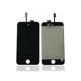Vitre complète avec LCD pour ipod touch 4