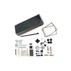 Coque noire d'origine pour Nintendo DSi XL