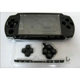 Coque complète noire PSP 2000 2004