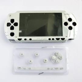 Coque complète blanche PSP 1000 1004