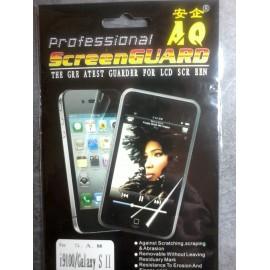 Film de protection d'écran pour Samsung Galaxy S2 i9100