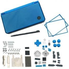 Coque bleu d'origine pour Nintendo DSi XL