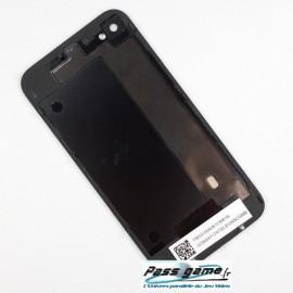 Vitre arrière noir de rechange iphone 4