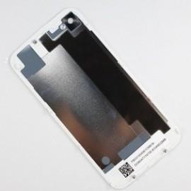 Vitre arrière blanche de rechange iphone 4S