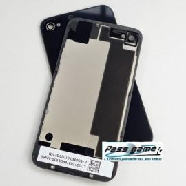 Vitre arrière noir de rechange iphone 4S