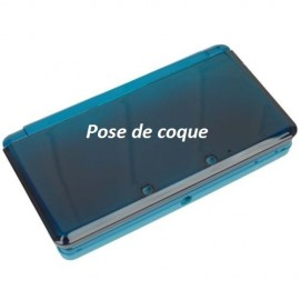 Pose de Coque DSi, DSi XL, 3DS, 3DS XL