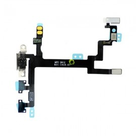 Nappe de bouton volume, vibreur et on/off pour iPhone 5