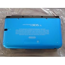 Coque bleu d'origine pour Nintendo 3DS XL
