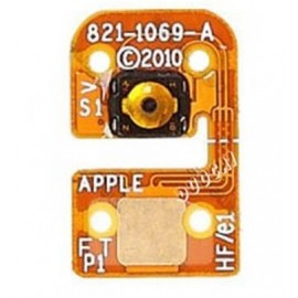 Nappe contact de bouton home ipod touch 4