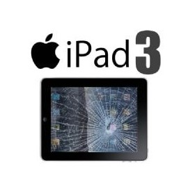 Remplacement vitre tactile iPad 3 + joint