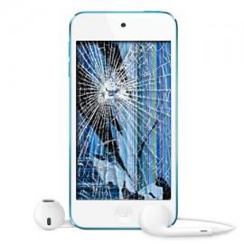 Forfait réparation vitre iPod touch blanc