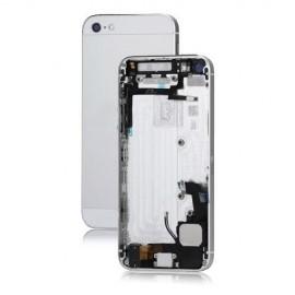 Cadre châssis complet assemblé pour iphone 5 blanc
