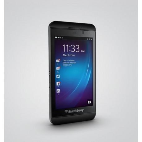 Forfait remplacement de vitre tactile et lcd blackberry for Photo ecran blackberry z10