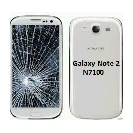 Forfait remplacement vitre Samsung galaxy note 2